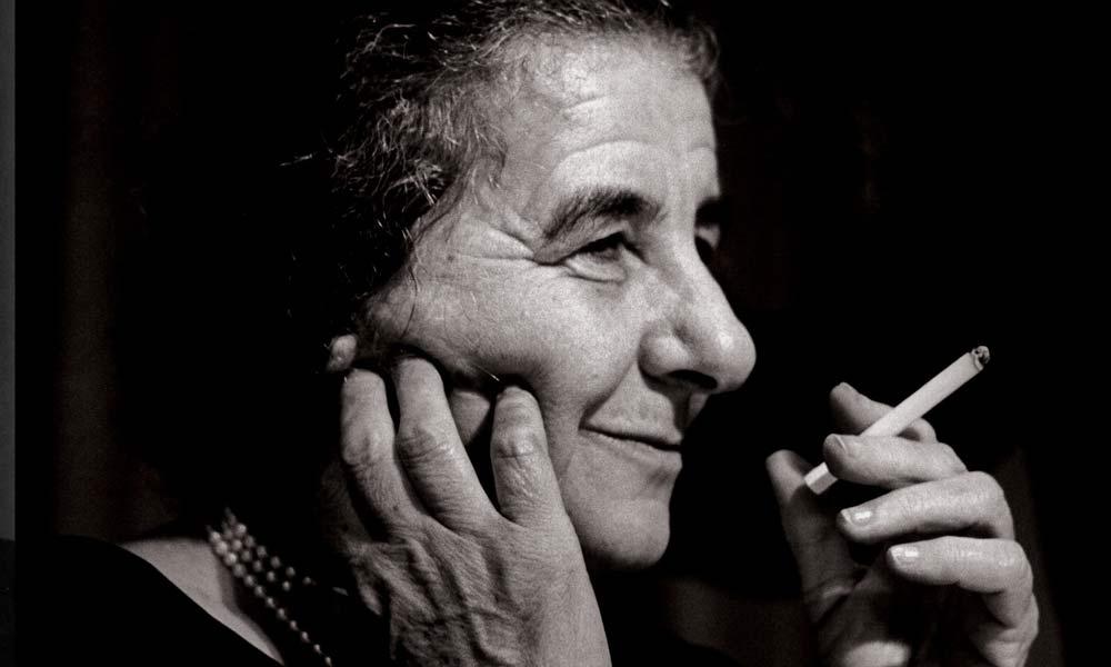 Moment interviews Francine Klugsbrun on her biography of Golda Meir.