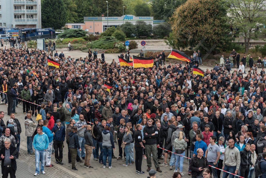 german far right