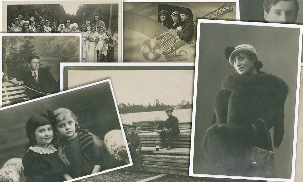 Jewish Photo Album saved from Holocaust, found, and returned to family