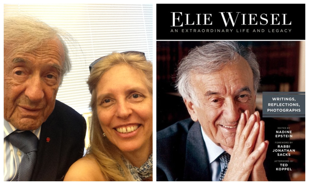 Moment Zoominar: The Life and Legacy of Elie Wiesel with Moment editor-in-chief Nadine Epstein