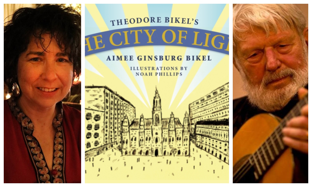 Moment Zoominar: Theodore Bikel's The City of Light with Aimee Ginsburg Bikel