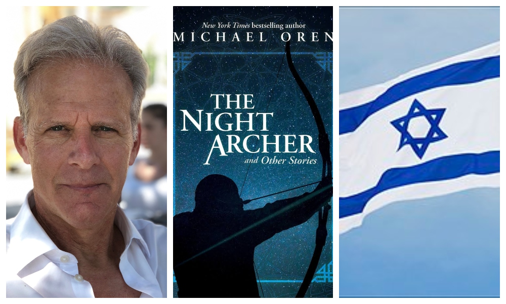 Moment Zoominar: Fiction, History and Politics with Statesman Michael Oren