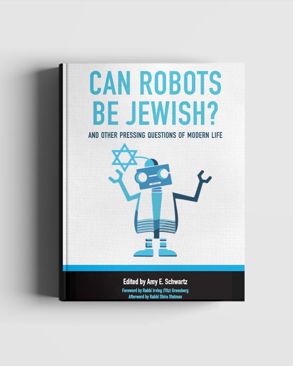 Can Robots Be Jewish?