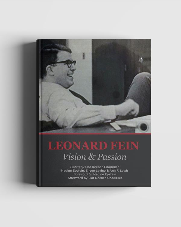 Leonard Fein kindle e-book
