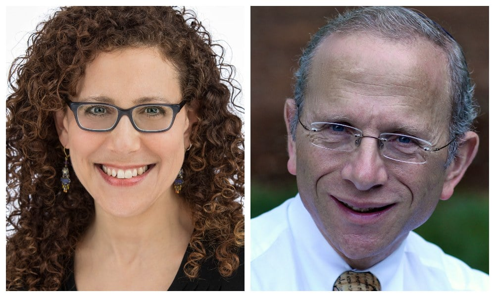 Moment Zoominar: Jews and Presidential Elections with Historians Jonathan Sarna and Lauren Strauss