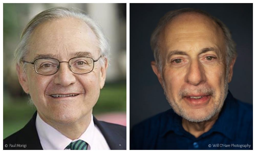 Moment Zoominar: A Post Election View with Journalists E.J. Dionne and Robert Siegel