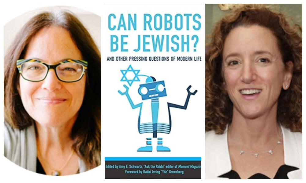 Moment Zoominar: Can Robots be Jewish? And Other Pressing Questions of Modern Life