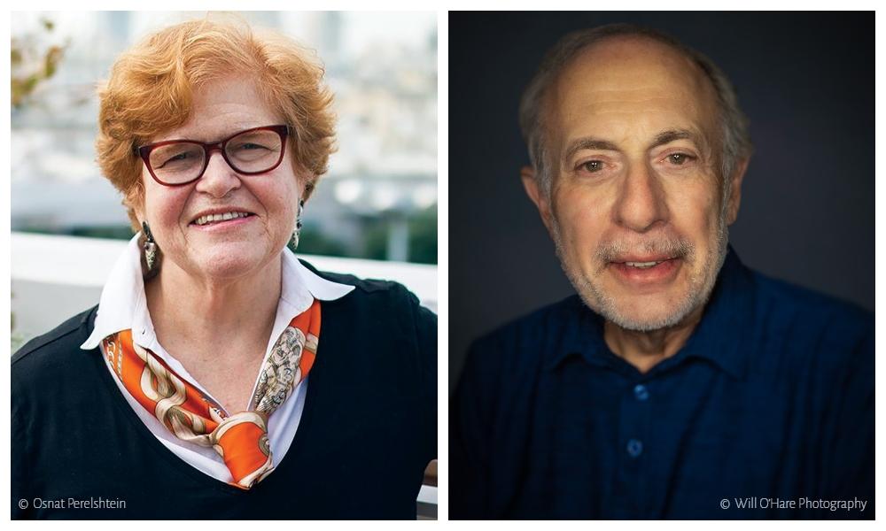 Moment Zoominar: Deborah Lipstadt and Robert Siegel: A Conversation on Anti-Semitism