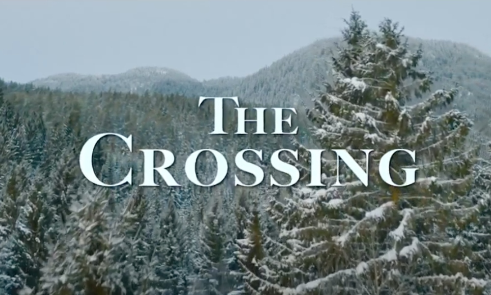 """""""The Crossing"""" title image"""