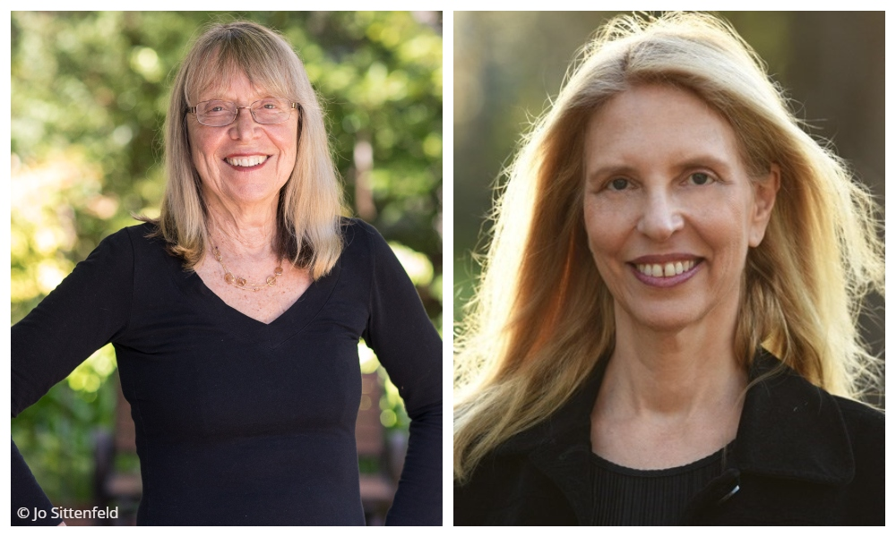 Moment Zoominar: A Wide Open Conversation with Esther Wojcicki and Nadine Epstein