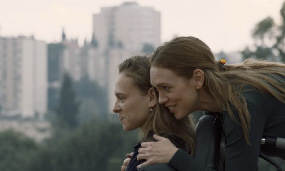 Alena Yiv and Shira Haas in Asia (2020)