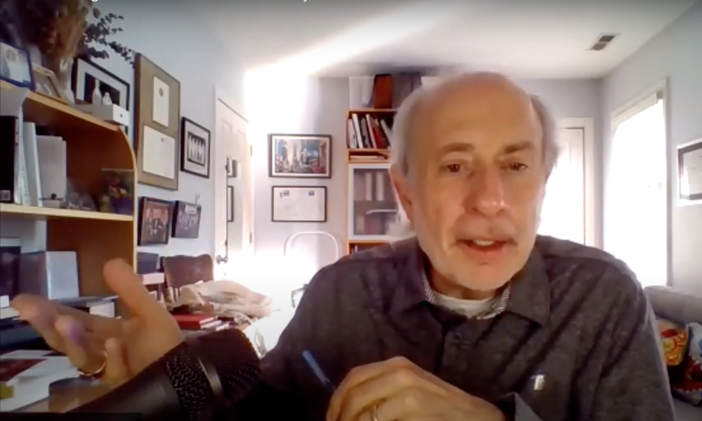 Robert Siegel on U.S. Capitol Riots: 'It's Like Nothing I've Seen Before'