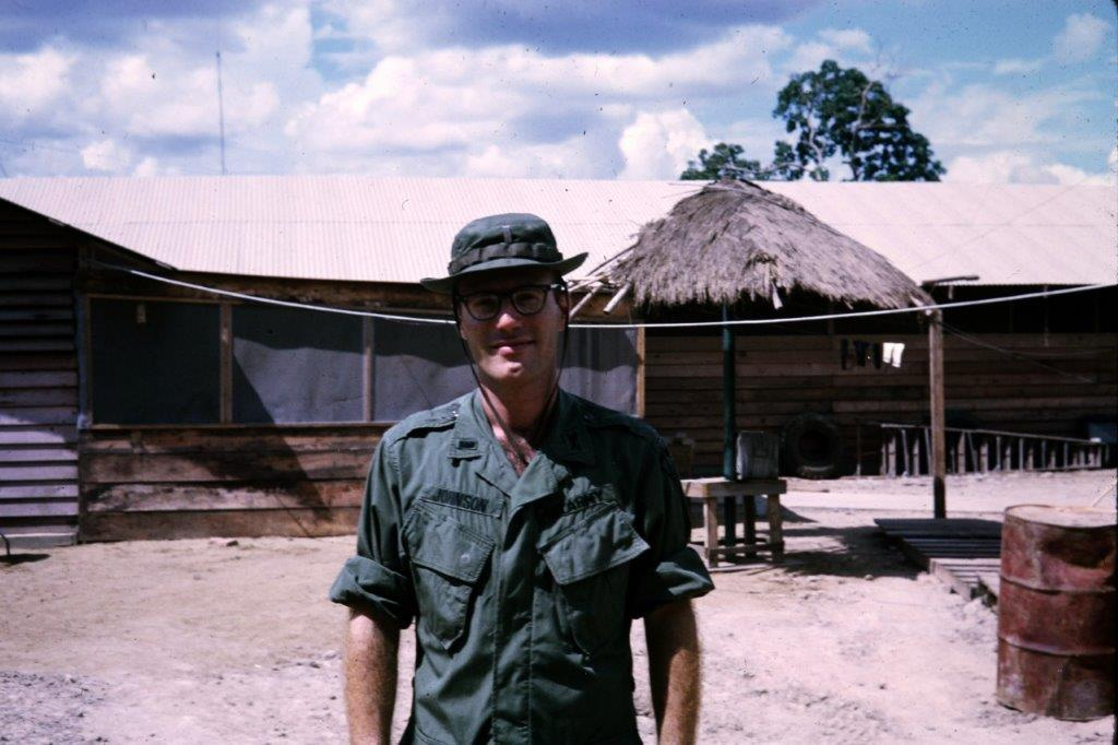 Moment Zoominar: A Jewish Vietnam Veteran Looks Back 50 years on the Moral Journey that Changed His Life with George Johnson