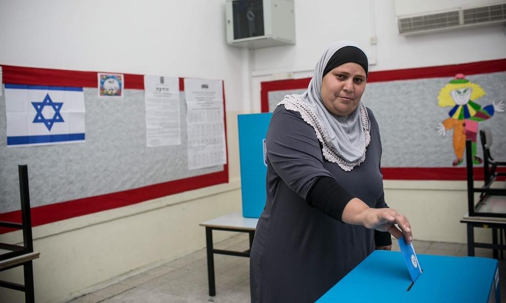 recent Israeli election