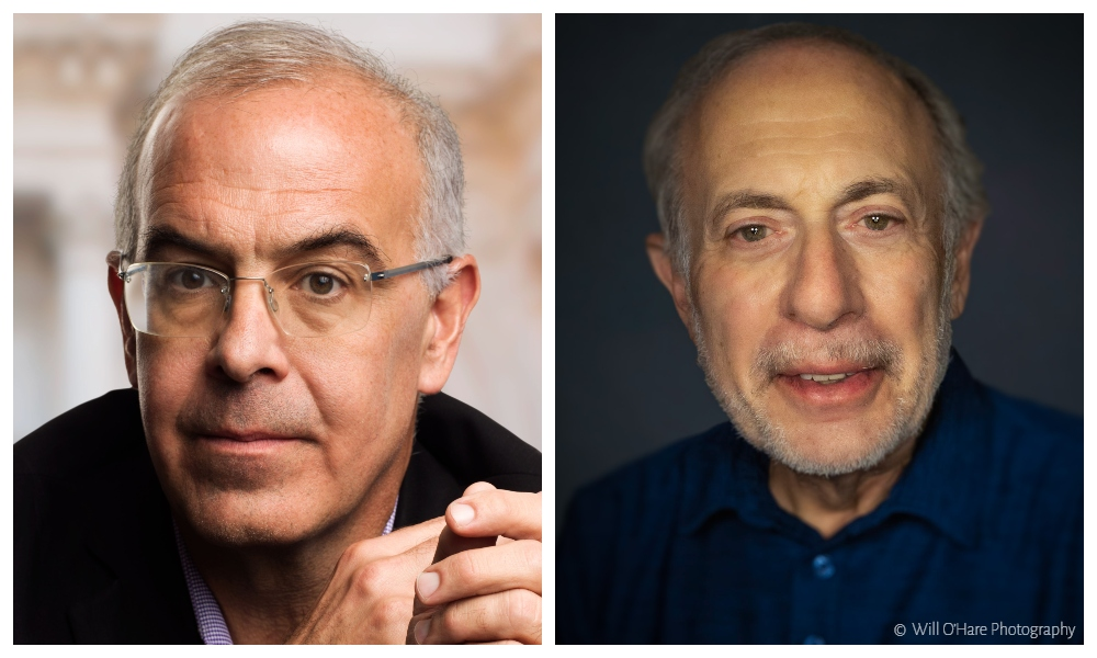 Moment Zoominar: The State of Democracy 2021: A Conversation with David Brooks and Robert Siegel