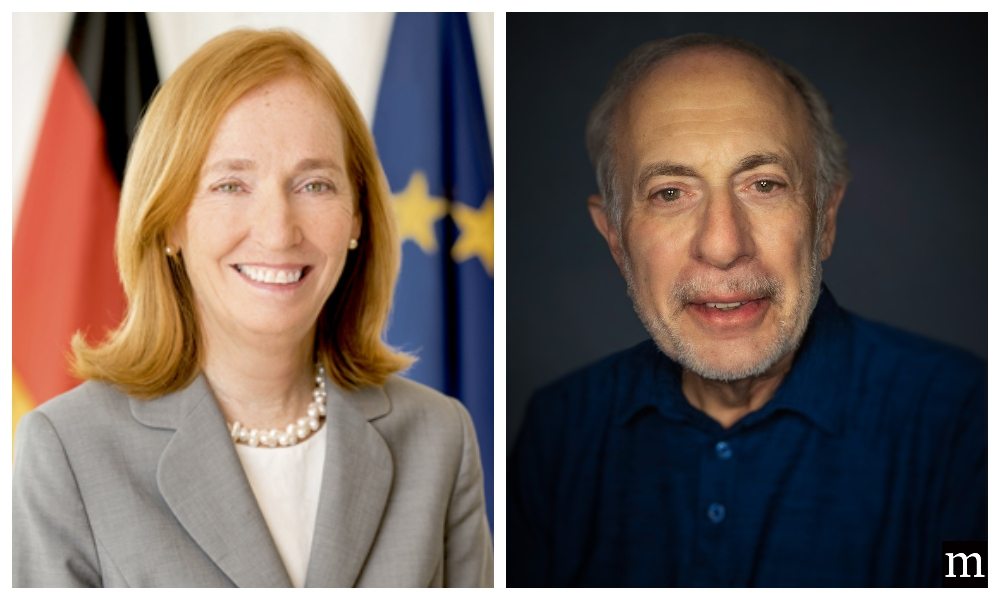 Moment Zoominar: The State of Antisemitism in Germany Today with Ambassador Emily Haber and Robert Siegel