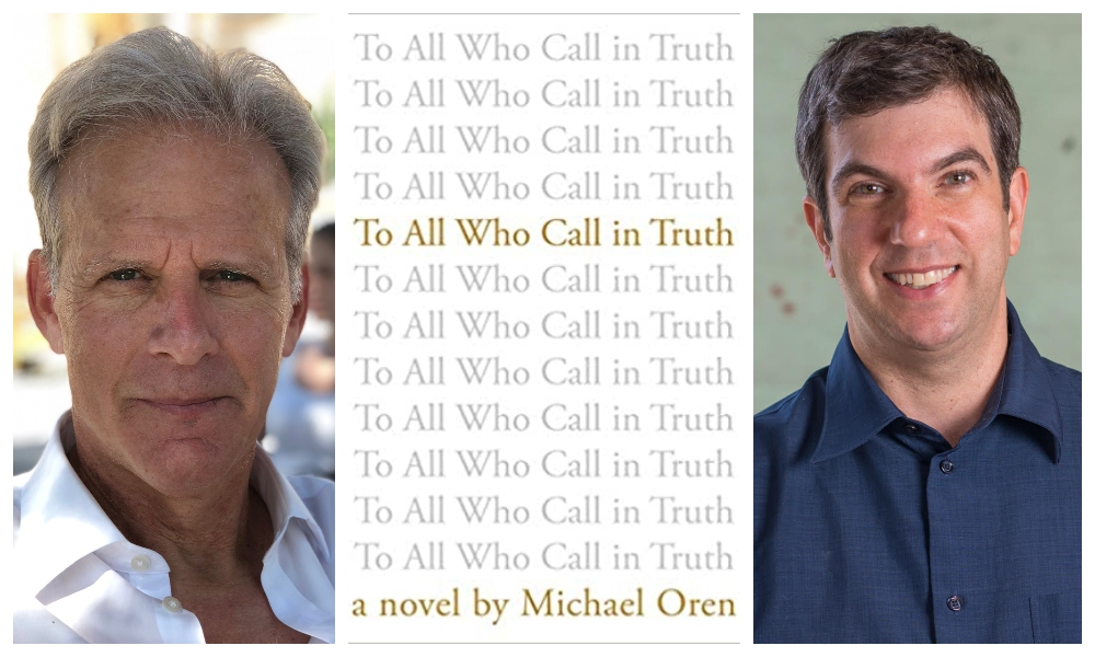 Moment Zoominar: To All Who Call in Truth with Former Israeli Ambassador to the U.S. Michael Oren and Journalist A.J. Jacobs