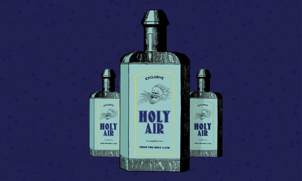 Fiction | The Man Who Sold Air in the Holy Land